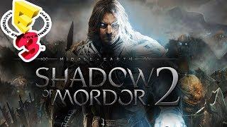 Shadow of Mordor 2 | 中土世界:魔多之影 2  | 2017 E3精華 Gamplay 新玩法