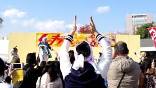 【アイナナPerfection Gimmick&RESTART POiNTER 歌って踊ってみた@くまフェス2016  【DéCLIC】3/3