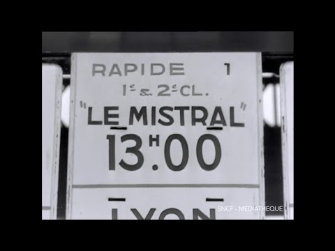 Le Mistral (1956)