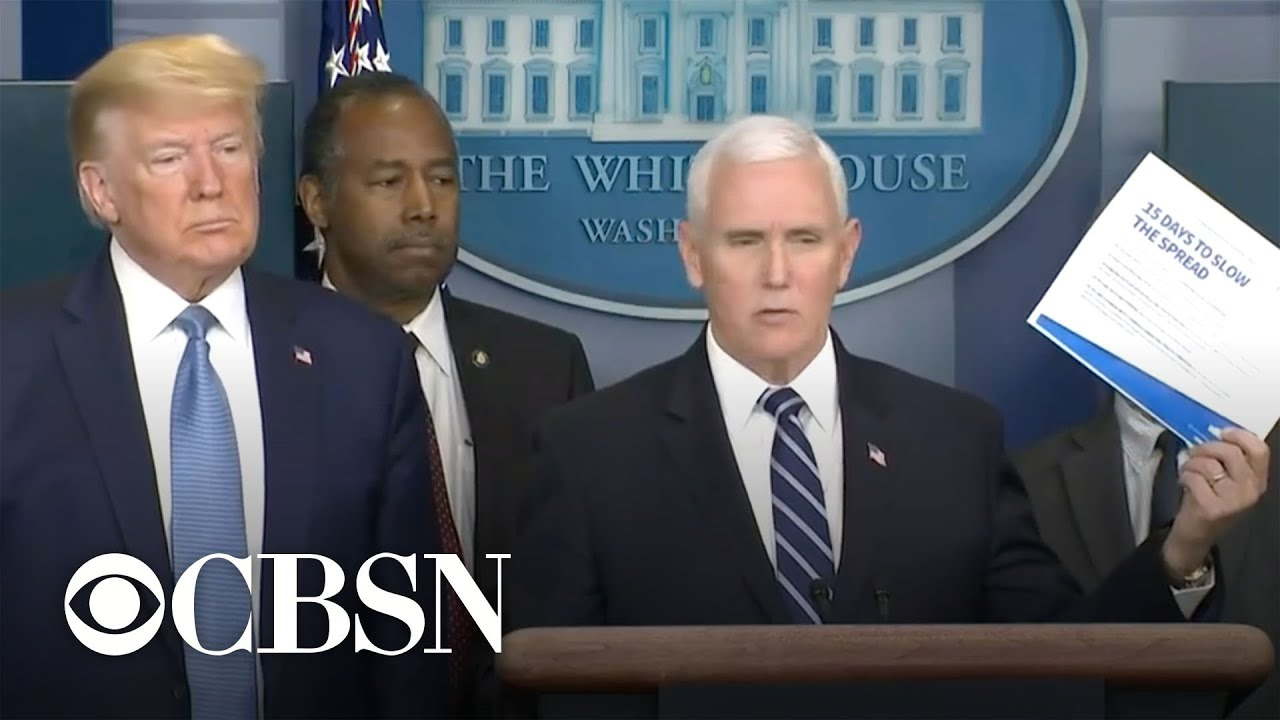 Mike Pence And His Wife Will Be Tested For The Coronavirus After ...