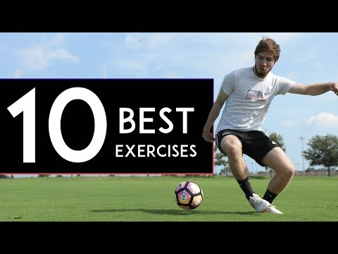 10 BEST Footwork Exercises for FAST FEET