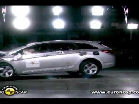 2012 Hyundai i40 CRASH TEST
