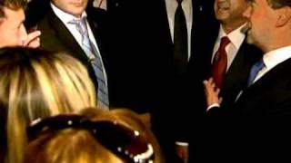 Дмитрий Медведев советует отдыхать в Армении(Дмитрий Медведев советует отдыхать в Армении., 2010-08-21T10:16:08.000Z)