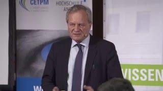 Prof.  Dr.  Rolf Arnold - Wie man führt, ohne zu dominieren - Wie man lehrt, ohne zu belehren