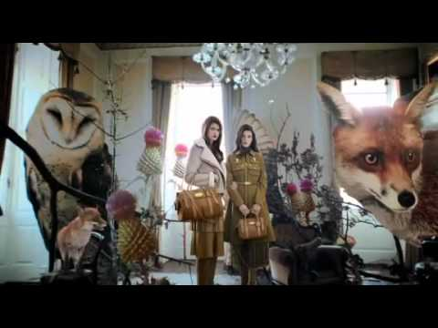 Mulberry FW 2011 Ad Campaign Video