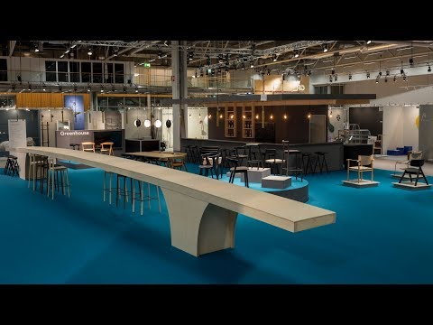 2019 Stockholm Furniture Fair [ GREEN HOUSE ] 21分