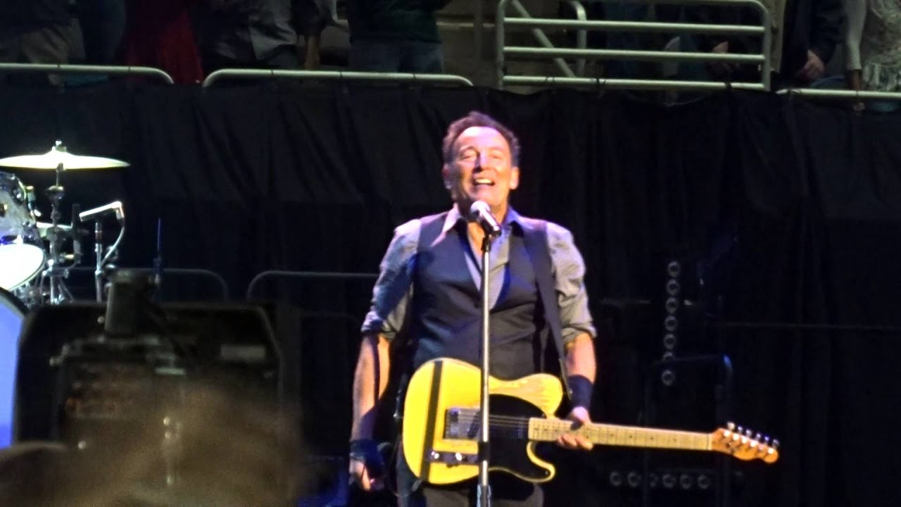 springsteen chicago 2016 meet me in the city