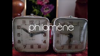 Philomene - au creux des rides - clip video