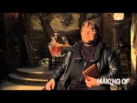 Guillermo del Toro talks 'Don't Be Afraid of the Dark'