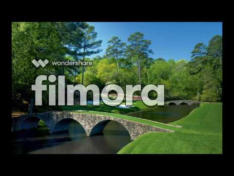 "1 hour of the Masters theme song ""Augusta"""