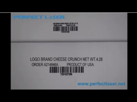 Injket Printer PM-900A for QR code on paper