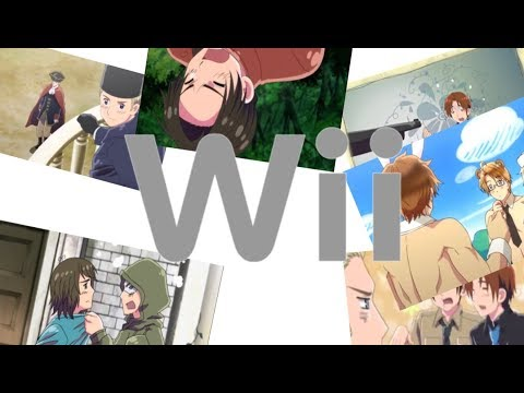 Mii Channel But Every Pause is an Iconic Hetalia Quote