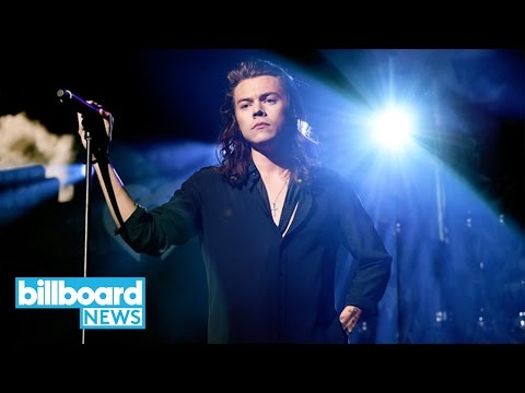 Harry Styles to Release a Single on April 7 | Billboard News
