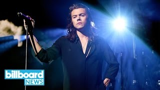 Harry Styles to Release a Single on April 7   Billboard News