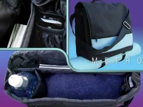 Multi-purpose Stylish Yoga Bag - Wai Lana Yoga Metro Bag