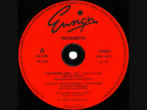 Jazz Funk - Incognito - Parisienne Girl