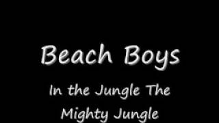 The Beach Boys-In the Jungle