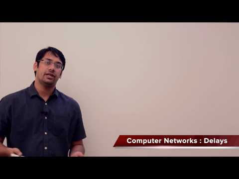 02 Delays in Computer Networks - Transmission Delay