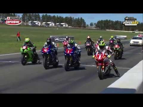 Wakefield Park FX Superbike Race One Video