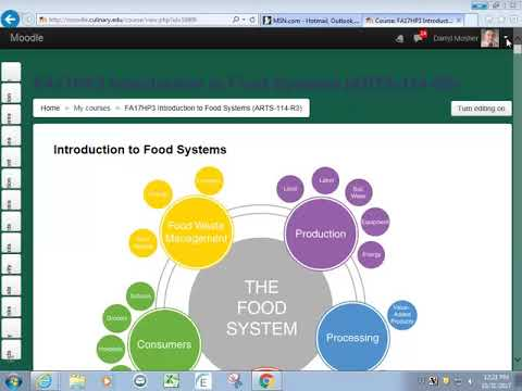 Introduction to Food Systems entire course 20171031 1619