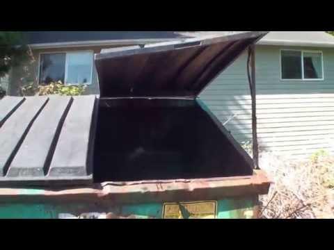 Solomon Christian School | Garbage Behind My House  | June 11, 2015