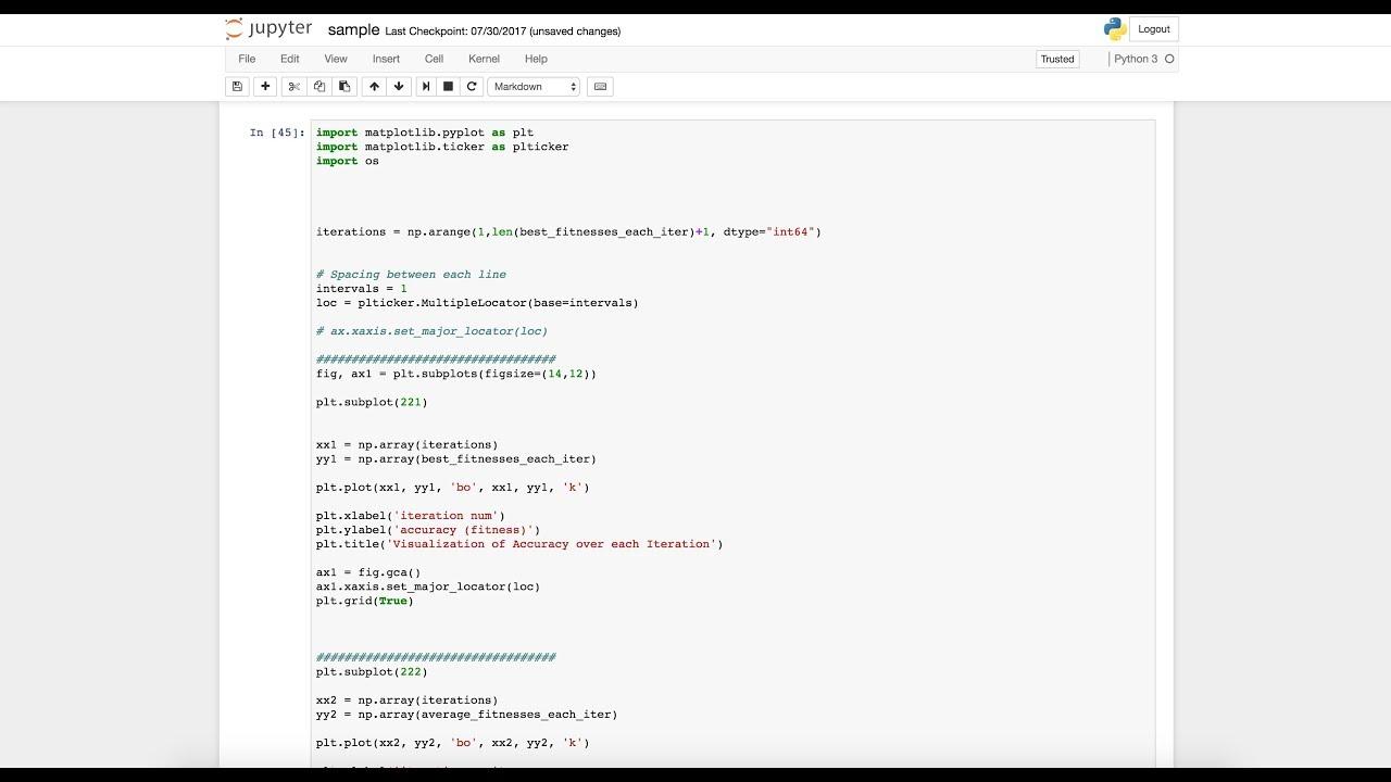 Installing python and Jupyter on mac (via pip)