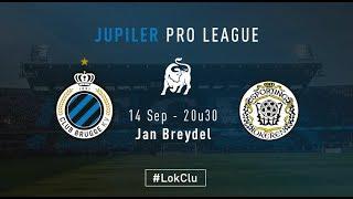 CLUB BRUGGE - KSC LOKEREN | MATCHVERSLAG | 2018-2019