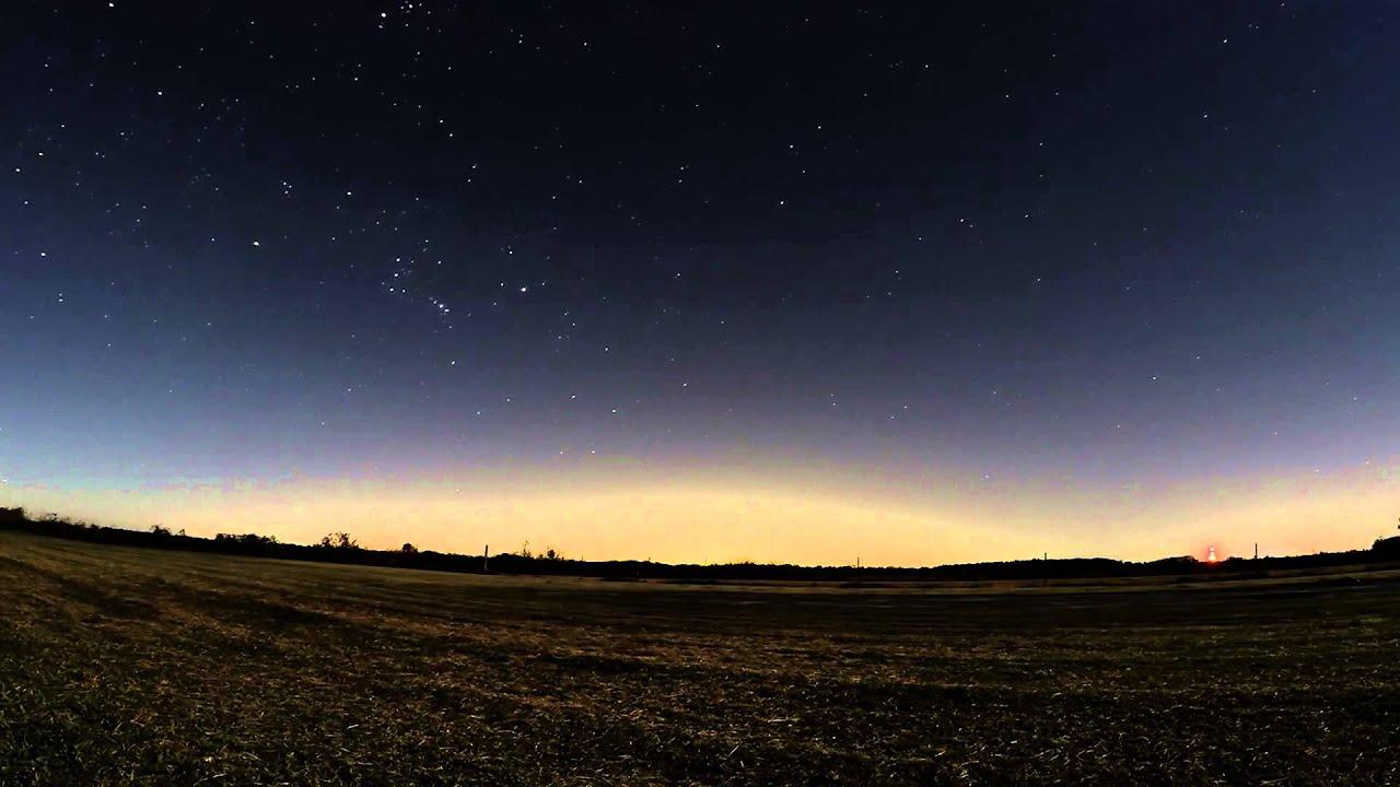 Night Lapse Gopro 7