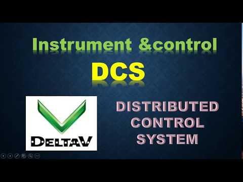 INSTRUMENTATION AND CONTROL TRAINING - DCS - DELTA V CONTROL SYSTEM BASICS