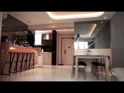 Interior Design Singapore | A woody feel (Ideas Xchange)