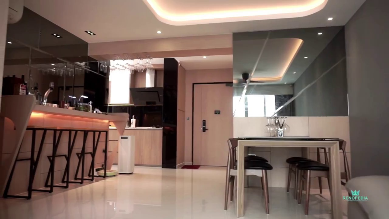 Interior Design Singapore | A woody feel (Ideas Xchange) - YouTube