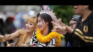 i ฮัก U ( I Love U ) แคนดี้ รากแก่น vs เพชร สหรัตน์ [ Official MV ]