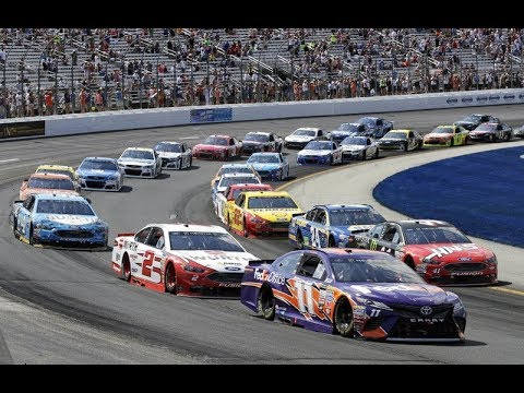 NASCAR First-Time Winners At New Hampshire Motor Speedway