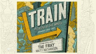 Train's Picasso At The Wheel Summer Tour 2015 w/ The Fray & Matt Nathanson