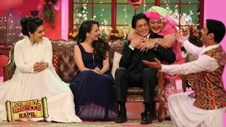 Shahrukh Khan & Kajol's DDLJ on Comedy Nights with Kapil 13th December 2014 Episode