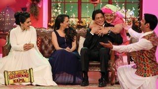 Shahrukh Khan & Kajol's DDLJ on Comedy Nights with Kapil 13th December 2014 Episode