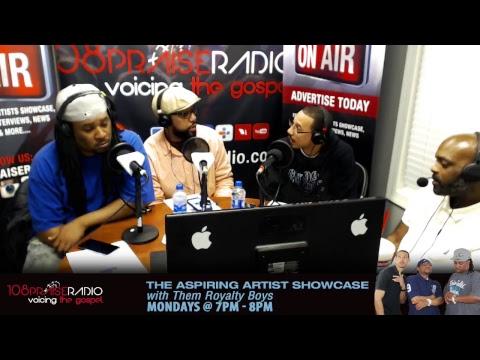 #VoicingTheGospel - Mondays - The Aspiring Artist Showcase - 7pm - 8pm (est)
