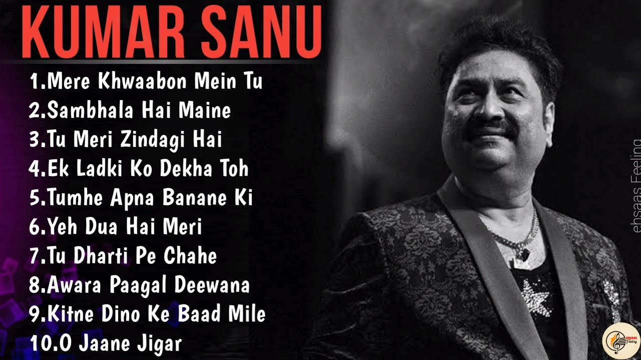 Kumar Sanu Hits Songs| Romantic Songs|Vol.1