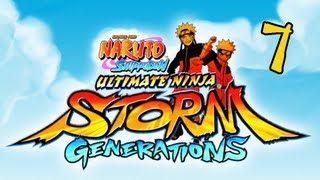 Naruto Shippuden Ultimate Ninja Storm Generations - Walkthrough Part 7 Uchiha Sasuke