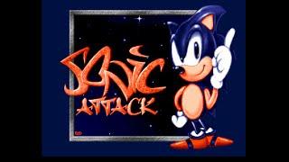 Dual Crew & Shining - Sonic Attack (Amiga Music Disk)