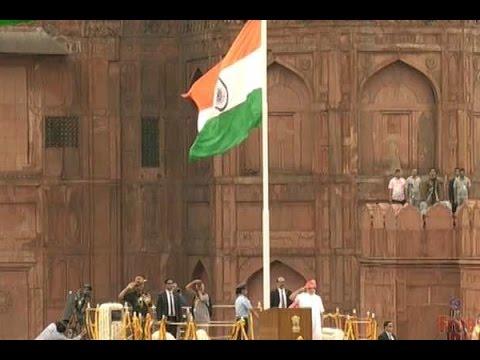 PM Modi unfurls
