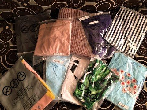 Покупка одежды с SheIn /// Первый опыт покупки в азиатском интернет-магазине