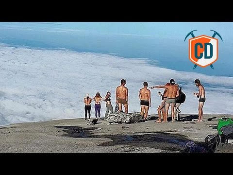 Is The Naked Summit Photo Acceptable? | EpicTV Climbing Daily, Ep. 521