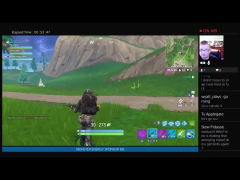 Fortnite with Isaiah