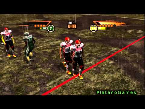 Blitz: The League II - 2012 Season: Week 1 - New York Immortals vs Philadelphia Brawlers- HD