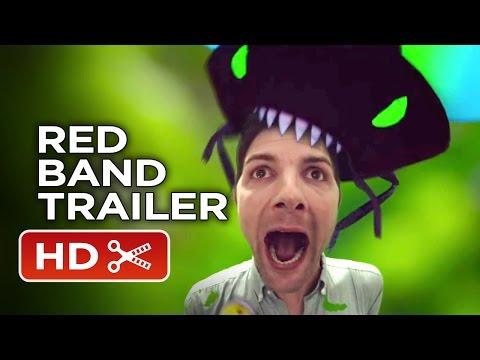Hot Tub Time Machine 2 Official Red Band Trailer #2 (2014) - Craig Robinson, Adam Scott Movie HD