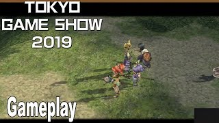 Final Fantasy Crystal Chronicles Remastered Edition - Gameplay Demo TGS 2019 [HD 1080P]