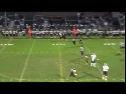 Lacey's Chase Stephensen one-handed catch