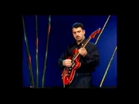 🎸Rüstəm Quliyev - Gitarada Möhtəşəm Fars Musiqisi (studiyada çəkiliş) (Nəzakət Məmmədovadan)