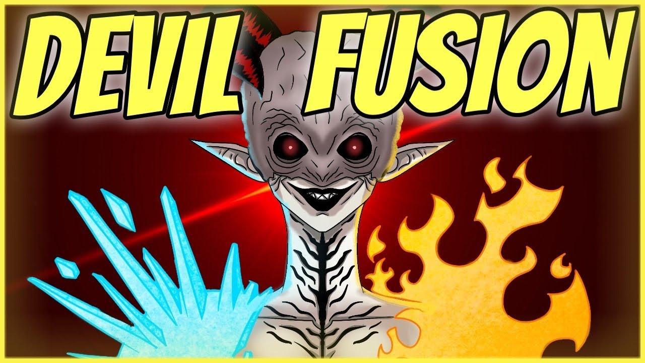 black clover devil fusion lilith namaah